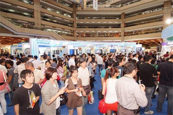 지난해 열린 '2013 타이베이국제발명전' 행사장 모습