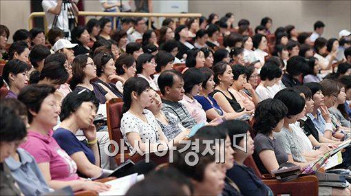 [포토]대학 입학설명회