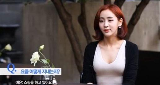 허예은이 '렛미인4' 출연자 박동희를 자신의 쇼핑몰 모델로 발탁했다. (사진:스토리온 '렛미인' 방송 캡처)
