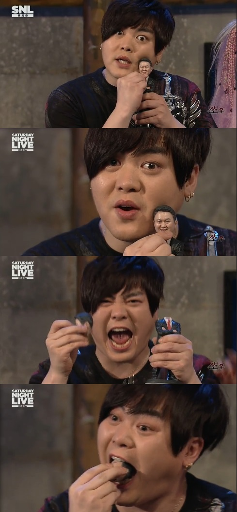 SNL 문희준(사진: tvN 방송화면 캡처)
