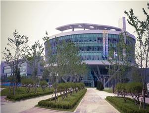 한국전기안전공사 신사옥 전경(출처: 국토교통부)