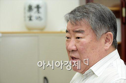 김우남 한국마사회장