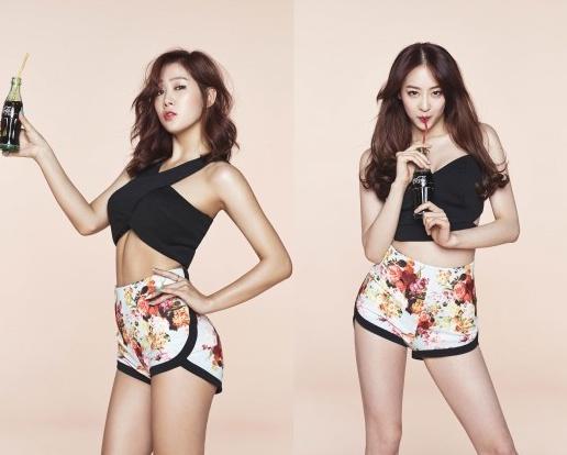 씨스타 소유, 다솜(사진:스타쉽엔터테인먼트 제공)