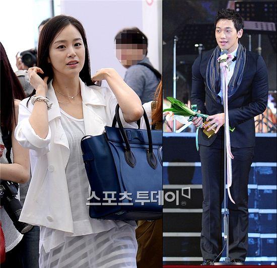 김태희와 비 결혼임박설에 비 소속사 부인