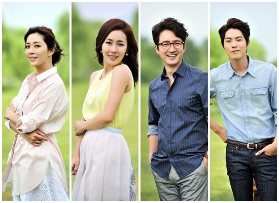 송윤아 문정희 정준호 홍종현(왼쪽부터) /MBC 제공