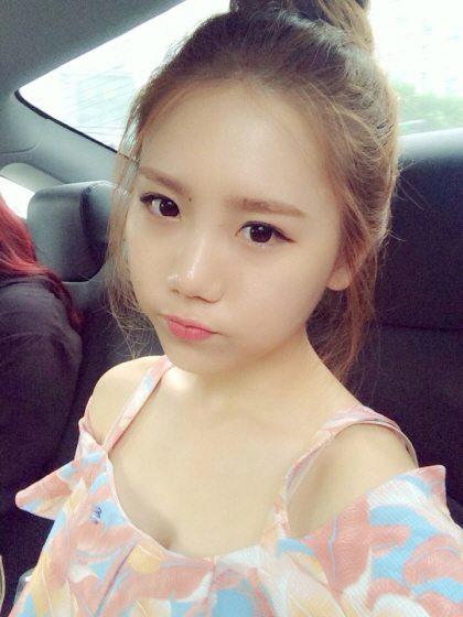 가수 송하예. 사진=송하예 공식 페이스북