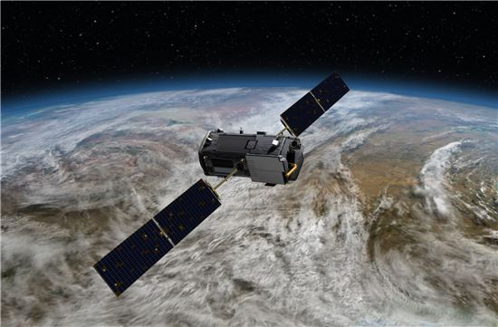 ▲OCO-2 위성이 심각한 영향을 끼치는 지구온난화 비밀 풀기에 나섰다.[사진제공=NASA]