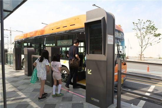 세종시 간선급행버스(BRT)