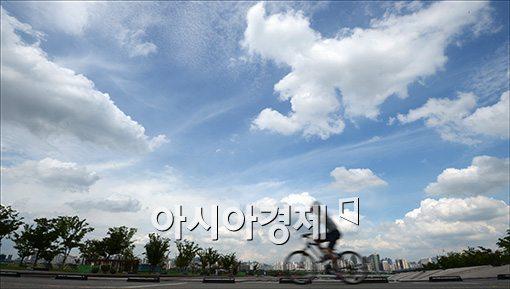 [포토]서울의 푸른하늘