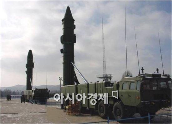중국의 항모킬러 둥펑21 초음속 미사일