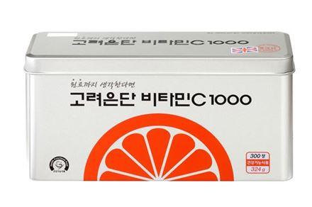 고려은단 비타민C1000 300정