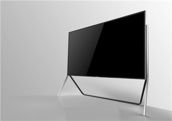 삼성 벤더블 UHD TV