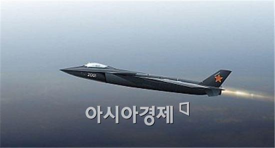 중국의 5세대 스텔스 전투기 J-20