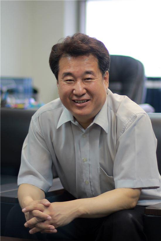 이웅규 고양 Hi FC 신임 단장[사진=고양 Hi FC 제공]