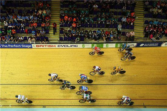 경기도 광명에서 아시아최초 사이클선수권대회가 8일부터 12일까지 열린다