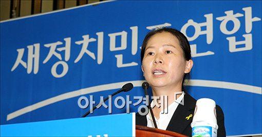 새정치연합, 권은희 의원 '국방위원회' 배정