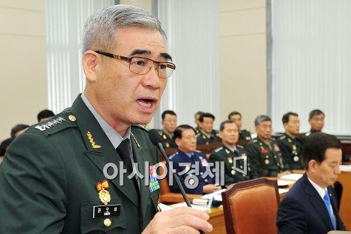 권오성 육군참모총장