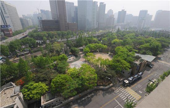 서소문공원