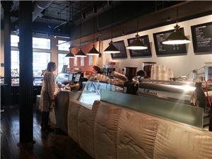 카페베네가 미국 뉴욕 메디슨스퀘어파크점을 오픈했다.