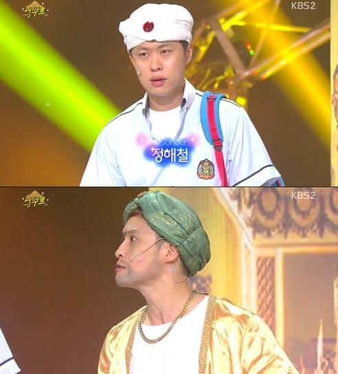 개그콘서트 '억수르' (사진:KBS2 방송 캡처)