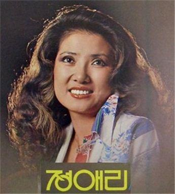 가수 정애리가 향년 62세로 별세했다. (사진:온라인 커뮤니티)