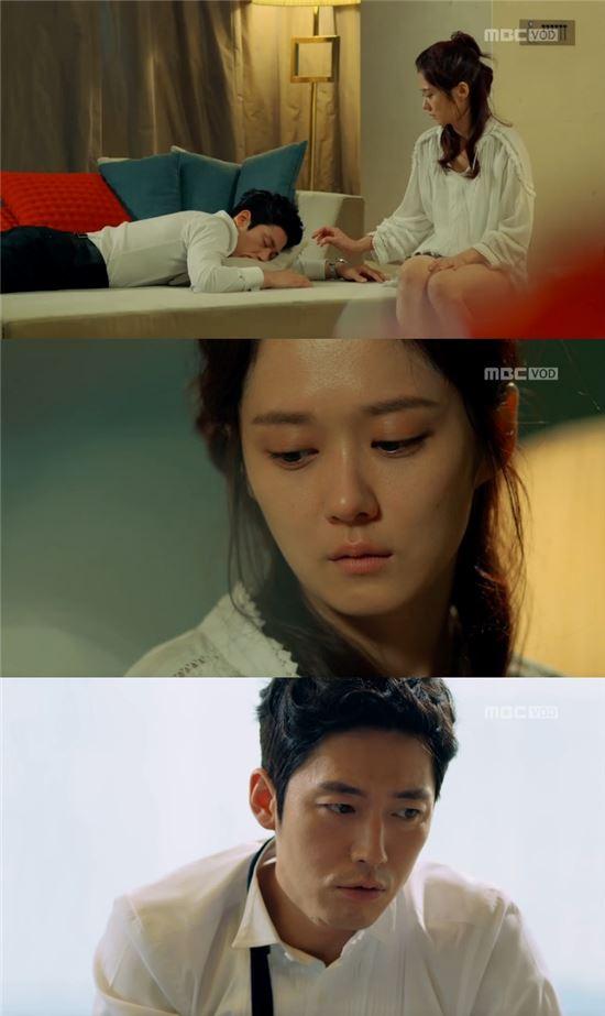 MBC 수목드라마 '운명처럼 널 사랑해'/해당 방송 캡처