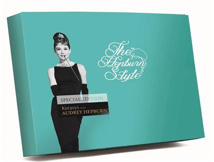 이마트는 나눔의 아이콘인 오드리햅번의 매력을 그대로 담은 오드리햅번 선물세트를 판매한다.