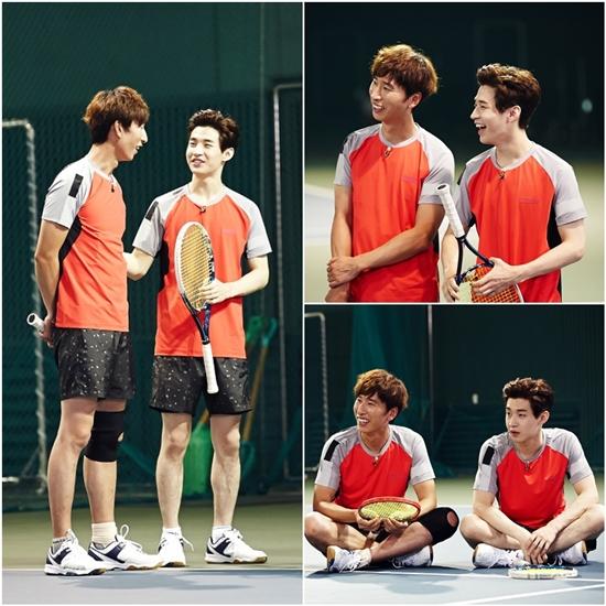 KBS2 예능프로그램 '우리동네 예체능' 양상국·헨리