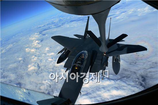 한미는 이 시뮬레이션 결과를 토대로 핵무기 사용을 3단계로 구분했다.