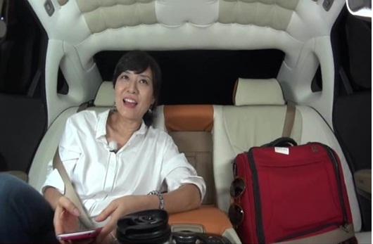 허수경이 결혼한 지 3년이 됐다고 고백했다. (사진:tvN 제공)