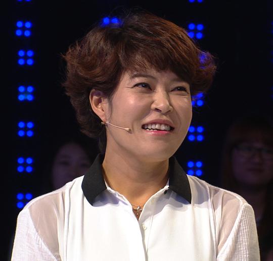 조혜련 재혼(사진=KBS2 '1대100')