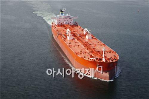 성동조선해양 LR1 탱커 <사진=성동조선해양>