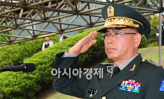 김요환 육군참모총장. (사진제공= 육군)