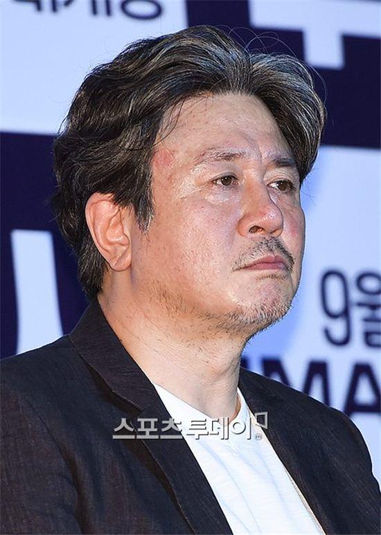 """'루시' 최민식 """"스칼렛 요한슨과 연기 교감, 짜릿한 첫 경험"""""""