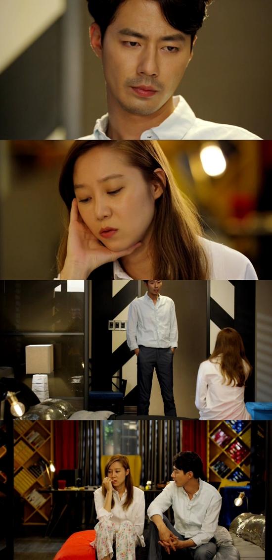 조인성·공효진 / SBS 수목드라마 '괜찮아 사랑이야' 방송 캡처