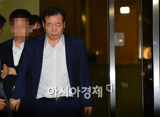 [포토]억대 금품 비리 조현룡 새누리당 의원, 구속
