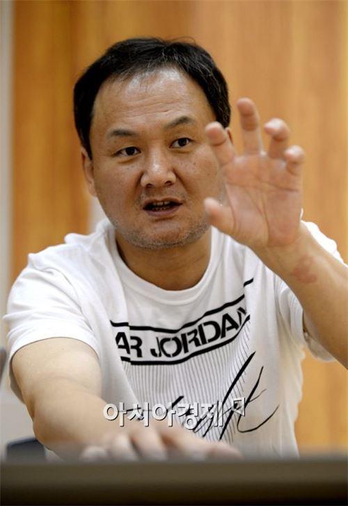 유재학 남자 농구대표팀 감독[사진=김현민 기자]