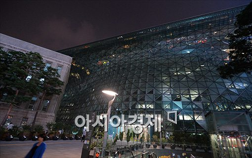 [포토]에너지의날 행사 참여한 서울시청