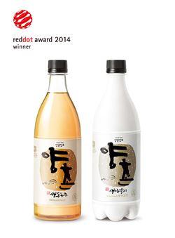 양촠막걸리가 세계 최고 권위의 디자인상인 '레드닷 디자인상'을 수상했다.