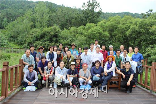 고창군(군수 박우정)은 지난 28일부터 이틀간 아산면 용계마을에서 생태관광 중점육성 지원을 위한 전문가 워크숍을 개최했다.
