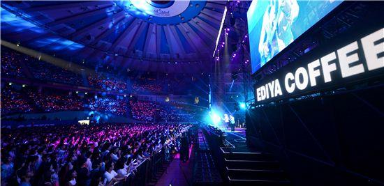 이디야커피는 '제 4회 이디야 뮤직 페스타'를 성황리에 마무리했다.