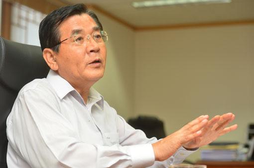 김대환 노사정위 위원장