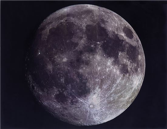 한가위 보름달 올해 두 번째로 크다[사진제공=한국천문연구원]
