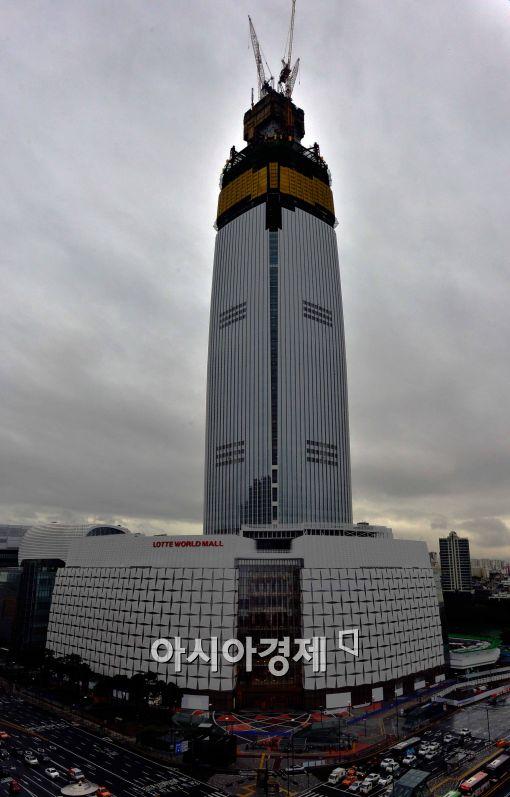 제2롯데월드, 안전 점검 용역 적절성 논란