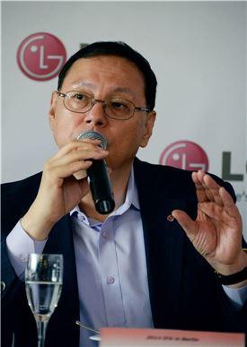 조성진 LG전자 HA사업본부장(사장)