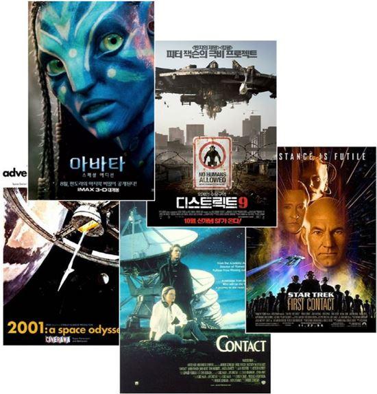 ▲과학자와 영화 전문가들이 모여 SF 영화에 대한 '시네마토크'를 개최한다.[사진제공=국립과천과학관]
