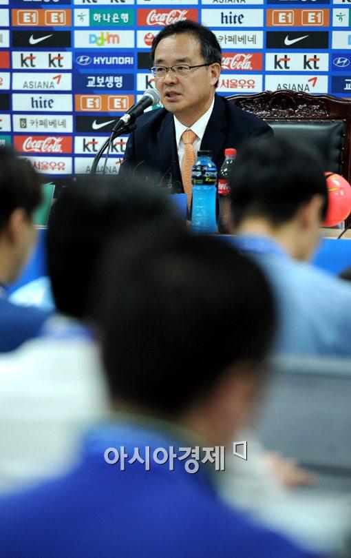[포토]기자회견 하는 이용수 위원장