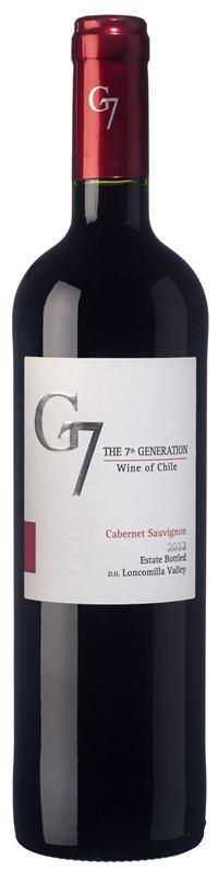 이마트 칠레 와인 G7이 지난 8월까지 연간 판매량 기준 최단 기간 50만병을 돌파했다.