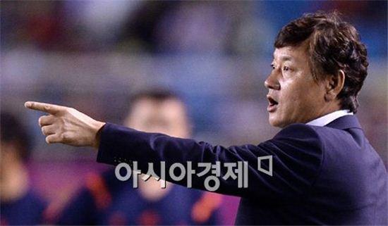 이광종 아시안게임 남자 축구대표팀 감독
