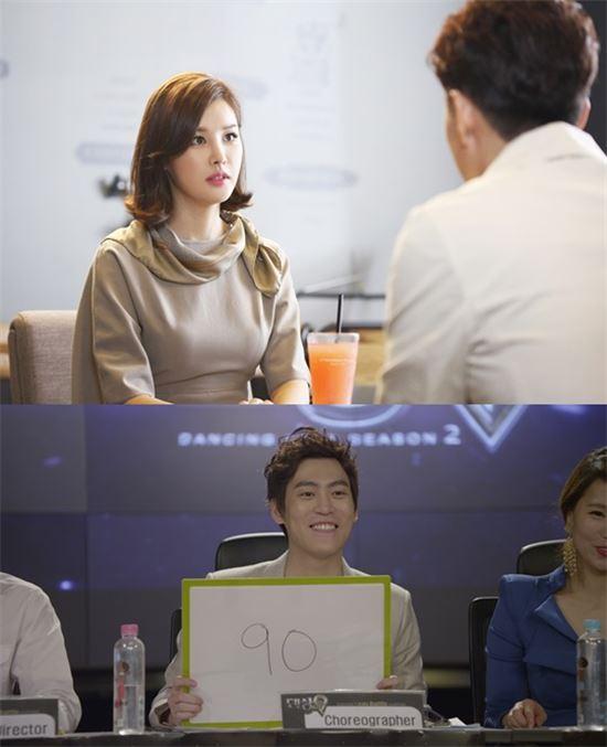박은지와 존박(tvN 제공)